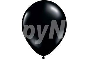 10吋黑色圓型氣球