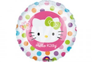 彩點Hello Kitty