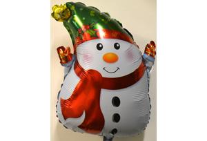耶誕小雪人