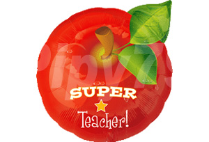 SUPER Teacher! 蘋果