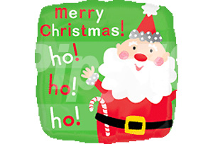 耶誕快樂ho!ho!ho!