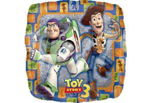 玩具總動員3方型