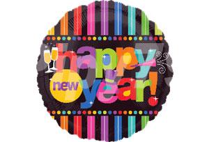 霓虹新年快樂
