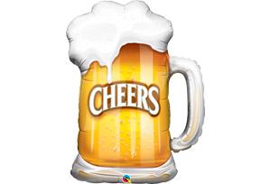歡樂啤酒杯