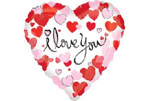 充滿愛的心 i love You