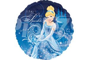 灰姑娘辛蒂瑞拉公主