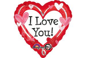 心心 I Love You!