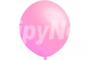 30吋粉紅色圓型氣球