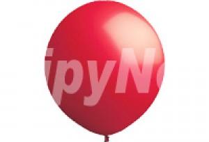 30吋紅色圓型氣球