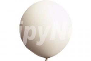 30吋白色圓型氣球