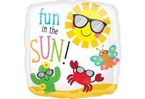 太陽仙人掌蝴蝶螃蟹