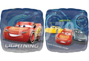 Cars 3 汽車總動員方型