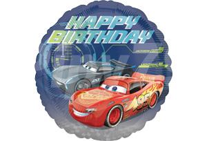 Cars 3 生日快樂