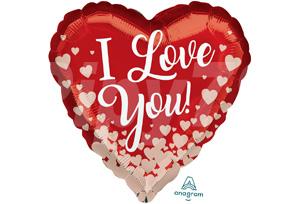 I Love You! 愛心滿佈