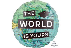 世界是你的