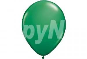 10吋綠色圓型氣球