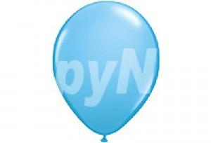 10吋淺藍色圓型氣球