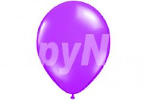 12吋紫色圓型氣球