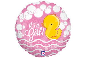 it's a Girl!黃色小鴨