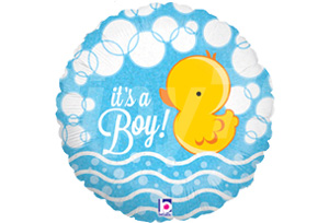 it's a Boy!黃色小鴨