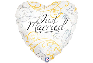 Just Married 祝新婚