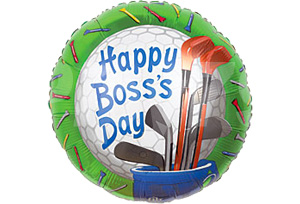 Happy Boss's Day高爾夫