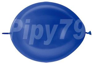 12吋LOL深藍色珍珠針球