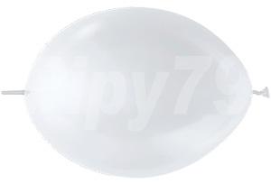 12吋LOL白色珍珠針球