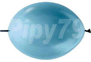 12吋LOL淺藍色珍珠針球