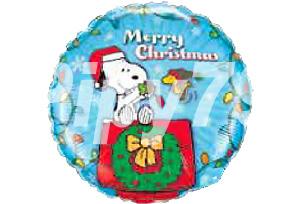 史努比聖誕快樂