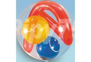 22吋透明泡泡氣球