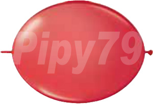 6吋紅色QLINK針球