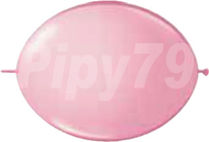 12吋粉紅色QLINK針球