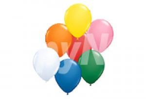 12吋標準綜合色圓型氣球